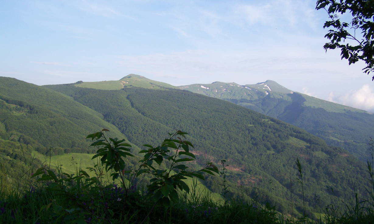 escursione ai monti della Laga